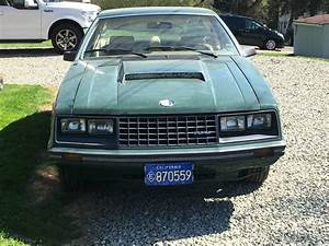 First Year Cop Package: 1982 Ford Mustang SSP 5.0/4-Speed | Mustang