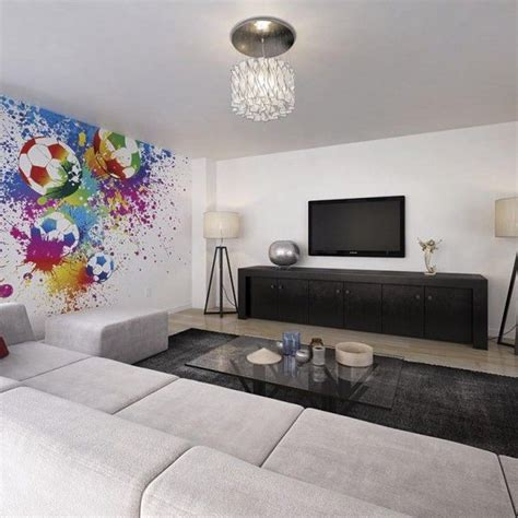 Boys Bedroom Wallpaper by 25 Best Football Bedroom Ideas On Boys