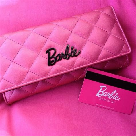 barbie purse  credit card cm  barbie clothing