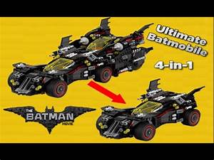 Lego Batman Batmobile : the lego batman movie ultimate batmobile analysis youtube ~ Nature-et-papiers.com Idées de Décoration