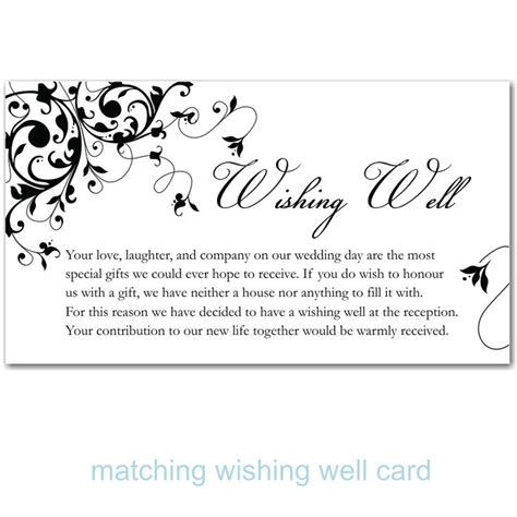 thank you card template for money 12 best wedding thank you exles images on