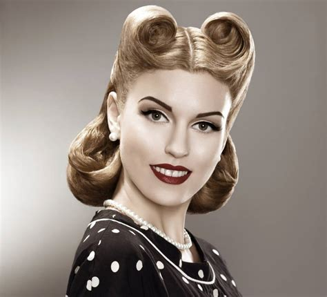 How To 1950s Hairstyles by Hairstyles That Defined The Best Of The 1950s