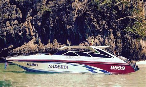 Fast Boat Phuket To Phi Phi by Phuket Speedboat Charters Charter Your Own Speed Boat To