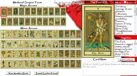 spellspacecom   favored website  tarot