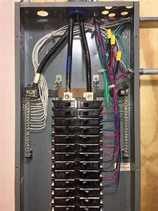 Wiring - Electrical Panel Ground Issue