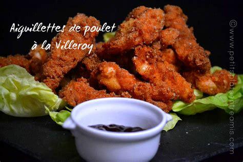 cuisiner des aiguillettes de poulet aiguillettes de poulet à la villeroy petits plats entre amis
