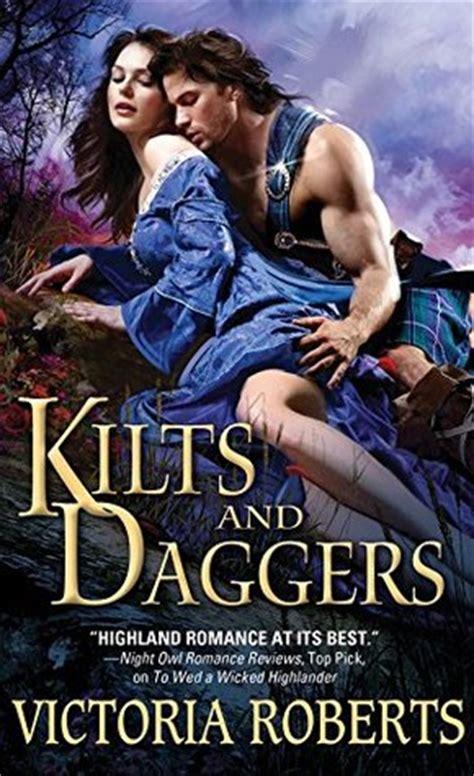 kilts  daggers highland spies   victoria roberts