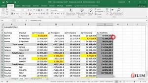 Filim Exercice Pratique Excel 1 Analyse Des Ventes Et Des