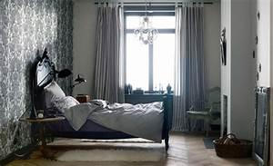 Zimmer Vintage Gestalten : schlafzimmer mit farbe gestalten farben tapeten ~ Whattoseeinmadrid.com Haus und Dekorationen