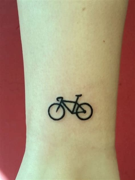 Small Unique Tattoos small bicycle women tattoo ideas  repeat styleoholic 480 x 637 · jpeg