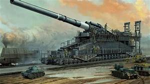 The 8 Biggest Guns Used During Second World War