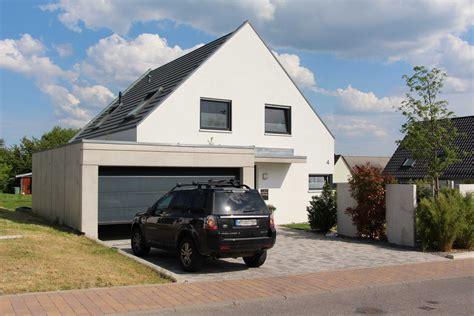 Einfamilienhaus Neubau Mit Doppelgarage Emphitcom