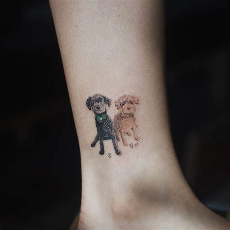 amazing dog tattoos  dog lovers tattooblend