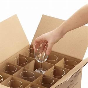 Carton Pour Verre : commande rapide ~ Edinachiropracticcenter.com Idées de Décoration