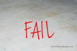 project fail whitewash parquet floor