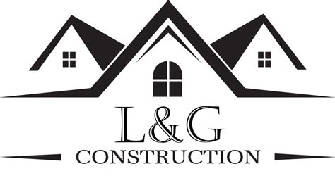 Construction House Clipart Black And White Library Black