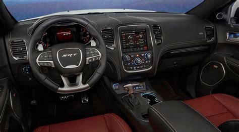 2019 Dodge Interior by 2019 Dodge Durango Srt8 Redesign And Specs 2020 Best Car