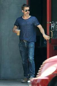 Brad Pitt Looks Fit While Leaving His Office In LA