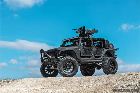 starwood motors bug out jeep wrangler instruments recoil
