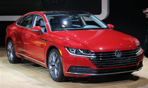 2019 Vw Arteon Exterior And Interior Design Photo Gallery