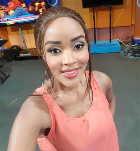 Sad Day For Team Mafisi As Hot Citizen Tv Host Joey