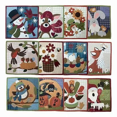 Calendar Quilts Quilt Patterns Applique Pattern Bear