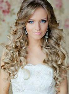 25+ Best Ideas about Pelo Suelto on Pinterest Head braid, Big barrel curling iron and Bridal