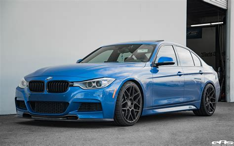 A Clean Estoril Blue Bmw F30 335i Project By European Auto