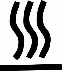 Hot Surface Symbol Clip Art Free Vector In Open Office