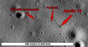 NASA orbiter returns first shots of Apollo moon sites ...
