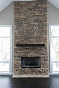 stone tile fireplace designs 27+ Stunning Fireplace Tile Ideas for your Home | Home Sweet Home | Stone fireplace designs ...