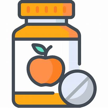 Vitamin Vitamins Clipart Icon Icons Services Banner