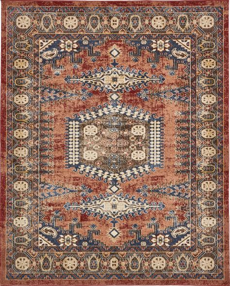 vintage style area rugs traditional large faded design area rug small