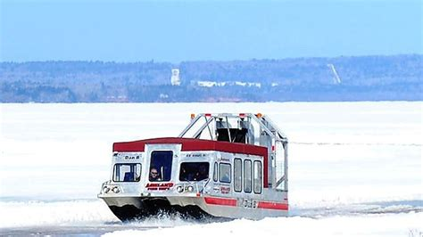 Boat Angel Wisconsin by Ice Angel To The Rescue Police Craft Saves 10 Anglers