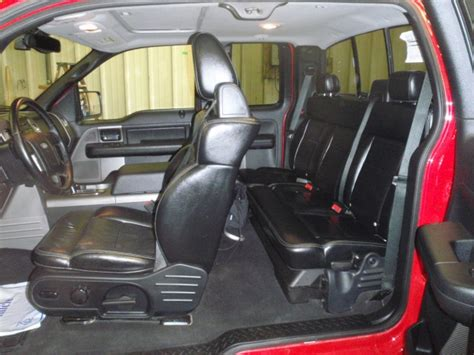 Leather Replacement Seats 2006 F150
