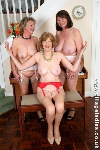 British Village Ladies Bobbi Jo Porn