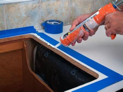 install  kitchen sink bob vila