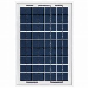 Régulateur Pour Panneau Solaire : kit panneau solaire polycristallin 10w 12v et r gulateur 5a 44 90 starter kits solaires ~ Medecine-chirurgie-esthetiques.com Avis de Voitures