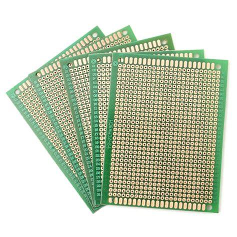Pcs Pcb Diy Soldering Copper Prototype Printed Circuit