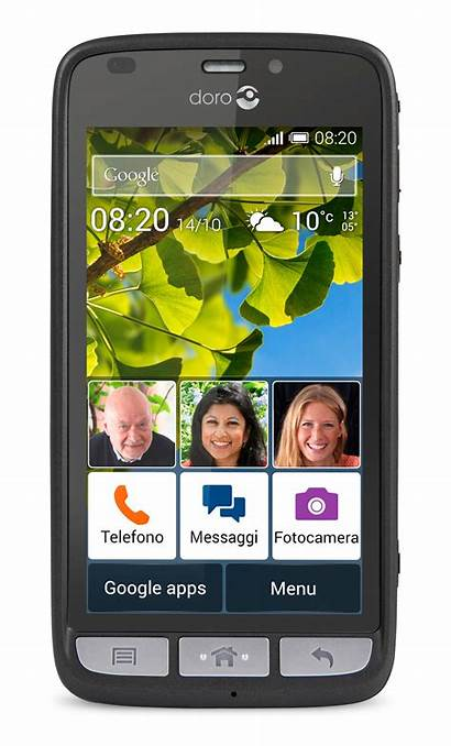 Doro Liberto Anziani Smartphone Androidworld