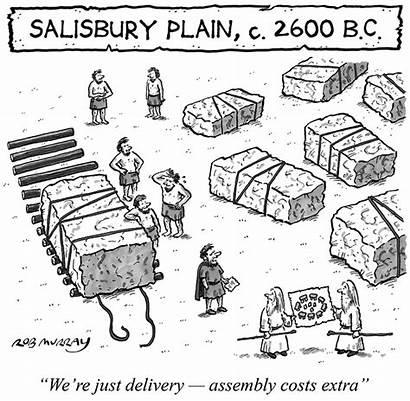 Stonehenge Cartoons Funny Histories Alternative Cartoon History