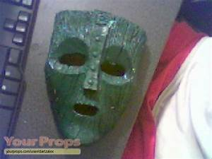 The Mask The Loki Mask replica movie prop