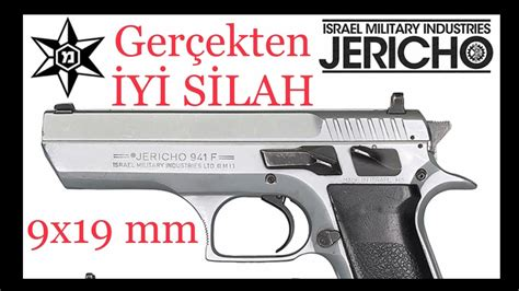 jericho  israil polis silahi gercekten cz  kadar kalitelimi youtube