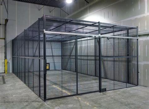 Wire Partitions Superior Storage Concepts Llc