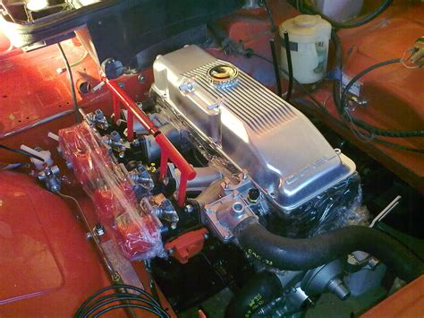 Opel Gt Engine by Opel Manta A Series 1 9 Engine Rebuild Takes Shape The