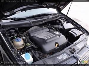 2 0l Sohc 8v 4 Cylinder Engine For The 2001 Volkswagen