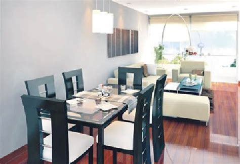 Sala Comedor Espacios Pequeños : Decoracion de sala comedor y cocina en espacios pequeños : sala