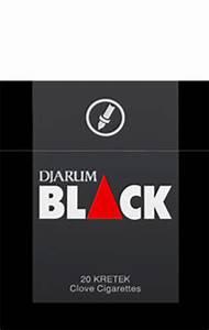 Djarum Website: Djarum Black Cherry