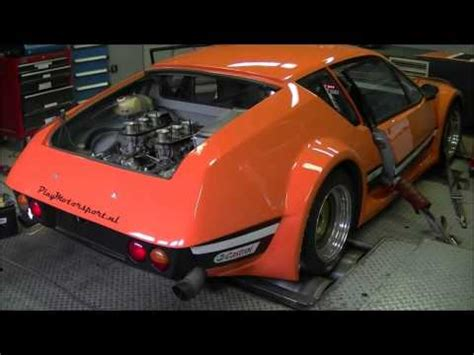 renault alpine a310 engine alpine a310 v6 engine tuning playmotorsport youtube
