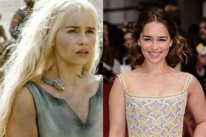 See The 'Game of Thrones' Cast Out Of Costume (30 Photos)